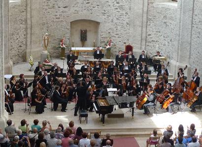 Filharmonie Hradec Králové zahájila sezónu Dvořákem a Gershwinem a představila nové album