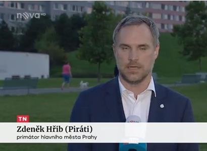 Primátor Hřib: Prague City Data Congress 2021 opět přivede do metropole experty