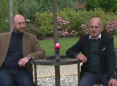 Volební překvapení. Konvička a Hampl odkryli karty