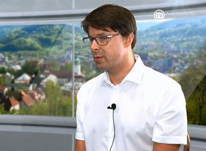 Růžička (KDU-ČSL): Start rekonstrukce nádraží se blíží