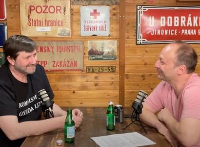 Omezit svobodu slova! žádá Jan Hrušínský. Ohnal se velkým jménem