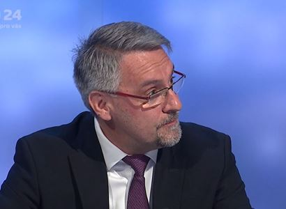 Ministr Metnar: Nová technika pro 21. století