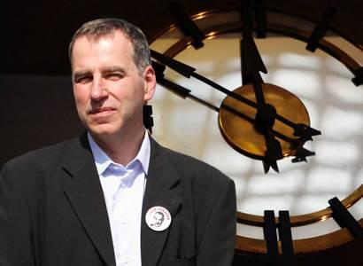 Niedermayer (TOP 09): Volby přede dveřmi a lithium zase na stole...