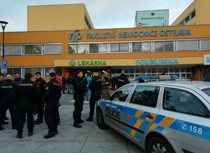 Zásah v Ostravě:  Bordel, chaos bez plánu, katastrofa! Chodí tam, kdo chce. Expert Bohbot nemá slitování