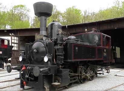 Ve Středočeském kraji se opět rozjíždí parní vlaky
