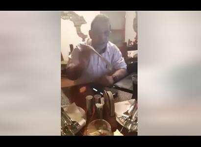 Policie vyšetřuje šílené video: Odstranit Okamuru. Do akce, nože, a bodat. A všichni Romové volit Piráty