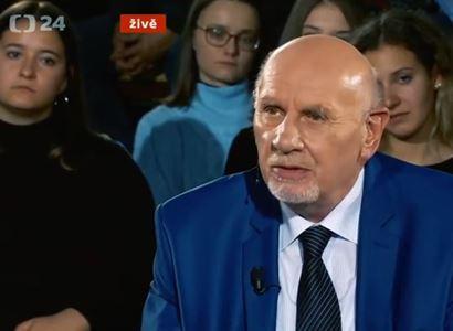 To nemůžu říct do TV, uhnul Rychetský Witowské. A udeřil