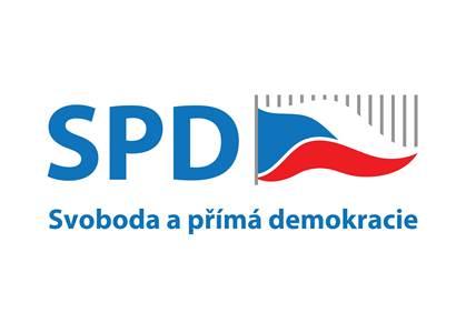 SPD: Požadujeme konec plošných proti-covidových opatření