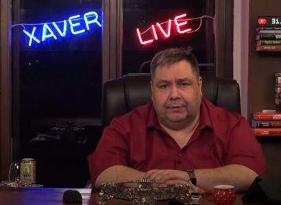 Boj o ČT vrcholí. Xaver a jeho otevřená zpověď jen pro PL: lahvičky koňaku, byznys, ale i pochvala. Budete koukat