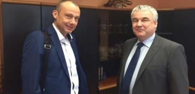 Jan Hodovský: Rád bych předešel spekulacím, které se jistě kolem mého odvolání objeví...