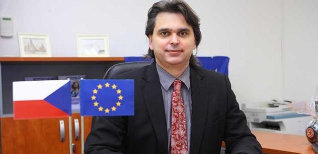 Škrabánek (Úsvit): Jsem PRO ochranu ČR jako značky a PROTI EU diktátu z Bruselu