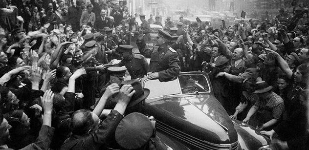 Kauza Koněv! Máme zprávy z Ruska, píše tamní novinář: Zachránili jsme je před nacisty a oni... Ne, je to věc Čechů