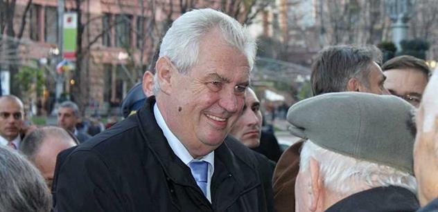 Obdrželi jsme důležitý dopis, který se týká zdraví Miloše Zemana. Podívejte se na něj