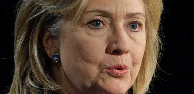 Hillary Clinton zkritizovala Baracka Obamu