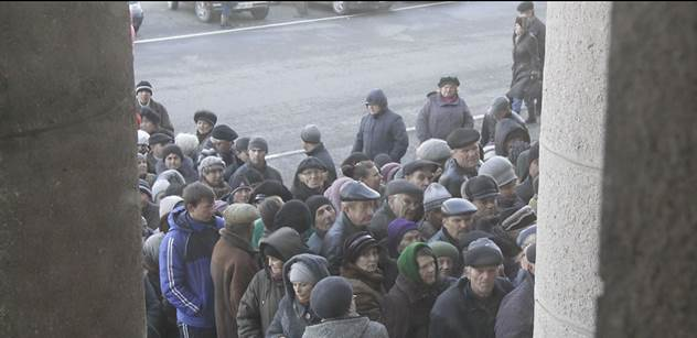 Forbes: Ukrajinu čeká krach a pád do propasti. Zde jsou konkrétní informace a dramatická čísla