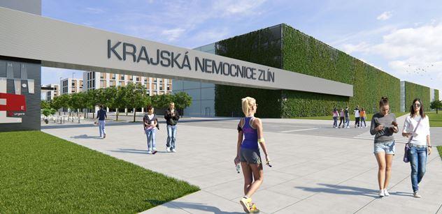 Nové hlasování o výstavbě nemocnice! Vnitro poslalo Zlínskému kraji výzvu. Zde je důvod