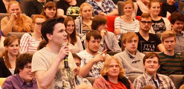 Takto to vidí mladí. Přečtěte si, co napsali středoškoláci do novin o Ukrajině