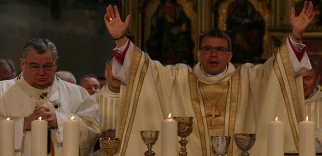 První vojenský kaplan Mons. Tomáš Holub se stal novým diecézním biskupem v Plzni