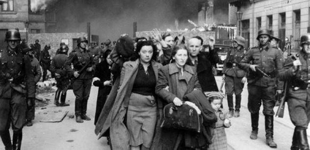 Jan Urbach: 75 let od povstání ve Varšavském ghettu