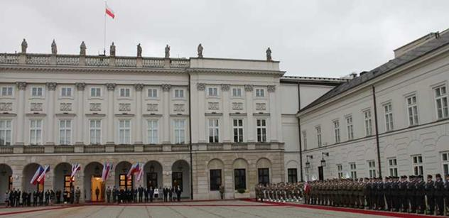 Česko předá Polsku předsednictví Visegrádu