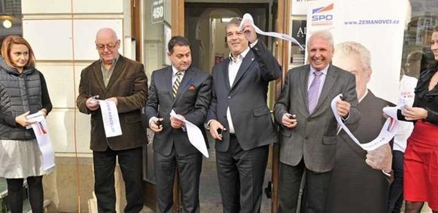 Zemanovci jasně: Jedině my zabráníme návratu Kalouska. Znemožníme koalici ČSSD a TOP 09