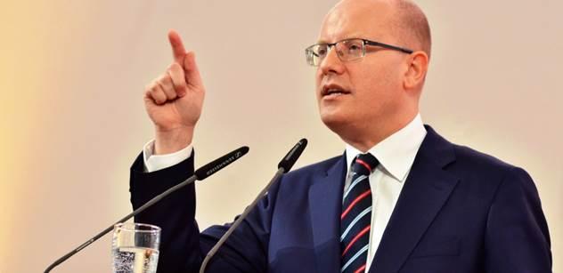 Premiér Sobotka: Vláda obnovila sociální dialog, dnes se uskuteční již 35. jednání tripartity