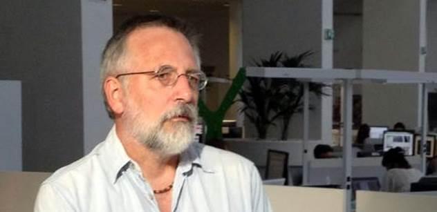 Pedagog, novinář a Pirát Wagner: Řešení uprchlické krize je prodlužováno záměrně, protože...