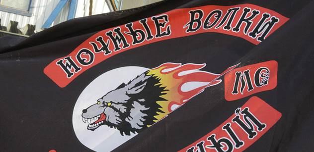 Noční vlci jsou prý v Ostravě. Mají tu oslavovat výročí osvobození města