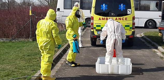 Oldřich Rambousek: Na pandemickém pozadí se rozjíždějí velmi závažné procesy