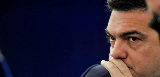 """Ze zákulisí noční """"inkvizice"""" v Bruselu: Tsipras vypadal jak spráskaný pes a bál se vrátit do Atén"""