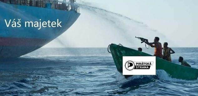 ODS a Piráti ve válce. Za vše může drsná reklama. Ví o tomhle Fiala?