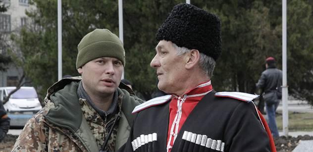 Ukrajina deklaruje zájem o vstup do NATO, bude prý referendum