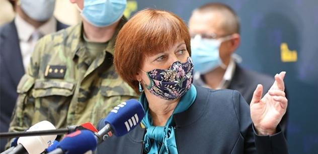 My se neřídíme přáními politiků, bránila se hlavní hygienička Rážová u Moravce