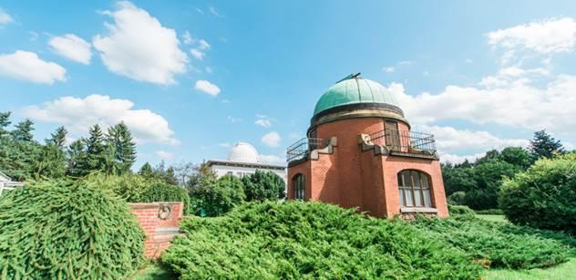 Akademie věd: V Ondřejově mají největší český dalekohled a spolupracují s NASA