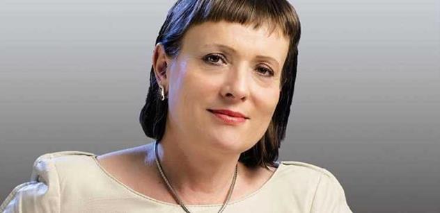 Alena Vitásková: Zbabělce nemám ráda... ERÚ není zodpovědný za notifikace