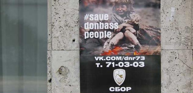 """Já jsem začal válku na Ukrajině, pronesl hrdě Igor Strelkov ze svého ,,bunkru"""". A jel dál: Donbas jsme očistili. Teď je čas udělat pořádek v Kremlu"""
