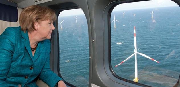 Dokonce i Putina u nás máme radši, než Merkelovou, píše prestižní německý deník