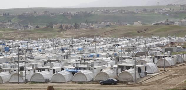 Svědectví: Migranti měli u sebe letáky, které je vyzývaly k násilné akci. Je zle