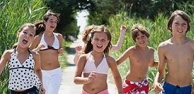 Kritické období pro epileptiky je dětství a dospívání