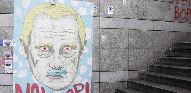 Zkušený novinář odkrývá nevídané zprávy k Ukrajině a žasne nad slovy Sobotky