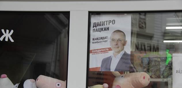 Ukrajina je jednotná jako ještě nikdy. Spojila ji ruská agrese, říká ukrajinský literát