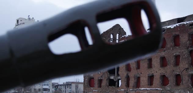 Chudáci Němci u Stalingradu měli těžké Vánoce. Šokující debata na sociálních sítích