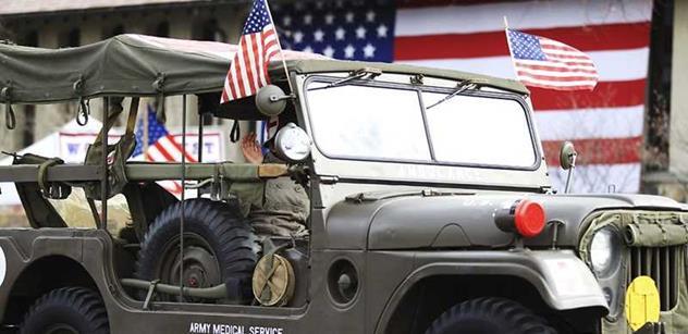 Armádní noviny důrazně varují ty, co by chtěli zakročit proti konvoji USA