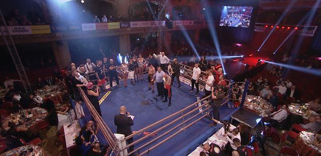 Boxing Lucerna 2019 na SPORT 5