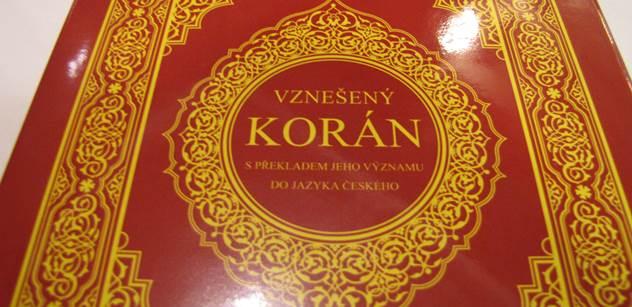 Počůraný a spálený Korán. Kauza s mladou Slovenkou pokračuje