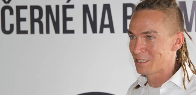 Předseda Pirátů Ivan Bartoš prozradil, co řešili s prezidentem Zemanem. Prý to místy bylo humorné