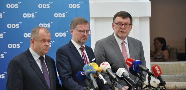 ODS vybrala kandidáty do Senátu. Třeba v Brně nikoho nehledá, podpoří rektora Beka