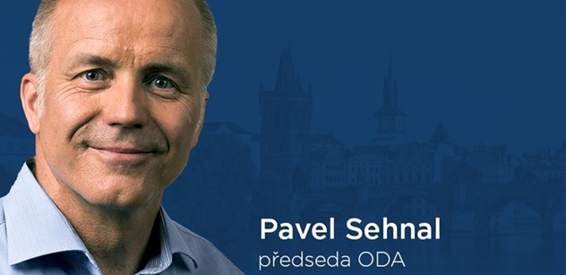 Pavel Sehnal (ODA): Svoboda a odpovědnost jako základní vakcína pro všechny