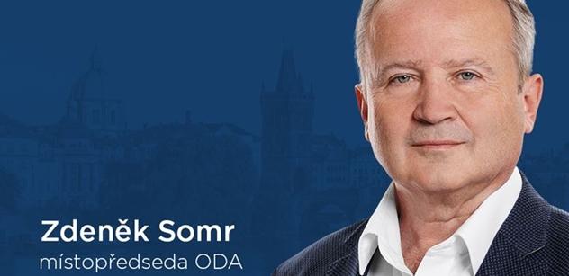 Zdeněk Somr (ODA): Nejtíživější problém občanů Středočeského kraje je doprava