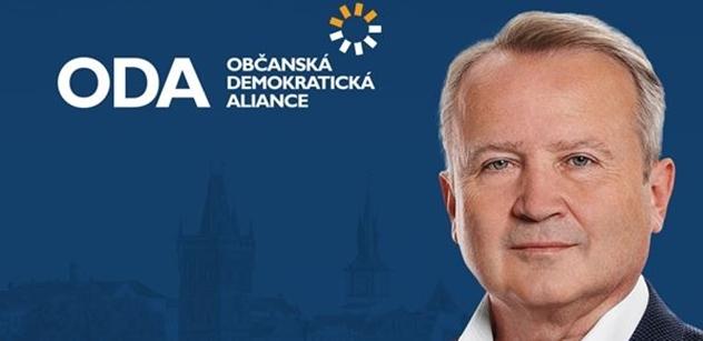 Zdeněk Somr (ODA): Vládní zákazy a nedůvěra v lidi napáchá další škody